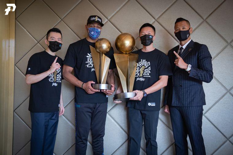 PLG》疫情影响复赛机会低 联盟裁定台湾富邦勇士为2020-21赛季总冠军
