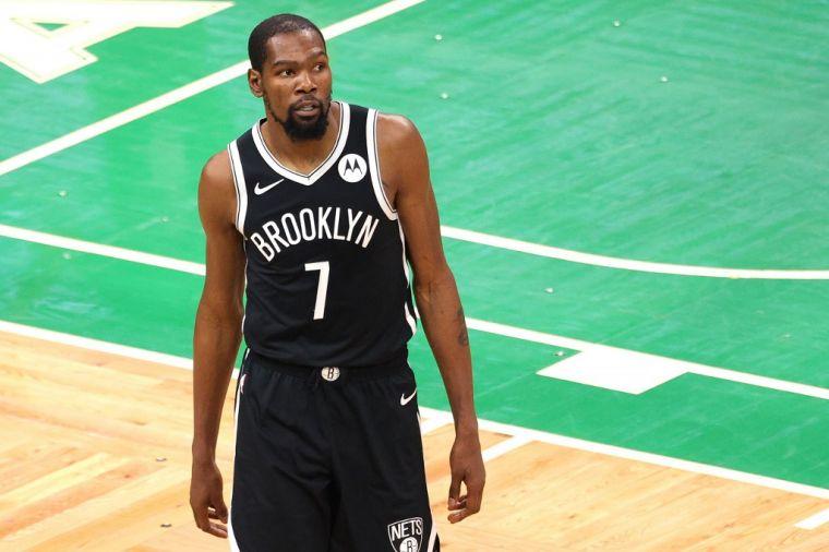 NBA》篮网官宣以多年顶级约续签杜兰特 相信他能带队创伟业